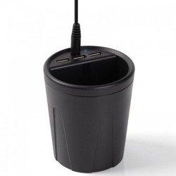 Автомобильное зарядное устройство ORICO UCH-C2 (черный)