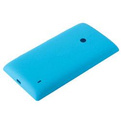 Задняя крышка для Nokia Lumia 520, 525 (синий) (М0949213)