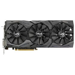 ASUS GeForce GTX 1060 1506Mhz PCI-E 3.0 6144Mb 8008Mhz 192 bit DVI 2xHDMI HDCP RTL