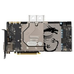 MSI GeForce GTX 1070 1607Mhz PCI-E 3.0 8192Mb 8108Mhz 256 bit DVI HDMI HDCP SEA HAWK EK X RTL