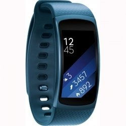 Samsung Galaxy Gear Fit 2 SM-R360 (синий)