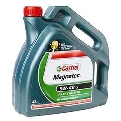 Castrol Magnatec 5W-40 C3 4 л