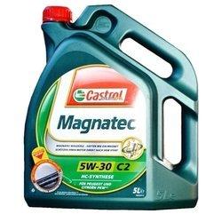 Castrol Magnatec 5W-30 C2 5 л