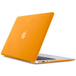 "����� ��� MacBook Air 11"" + �������� �� ���������� (Daav Doorkijk D-MBA11-RFC-Orange) (���������)"