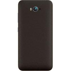 Задняя крышка для ASUS ZenFone Max ZC550KL (99011) (черный) (1-я категория)