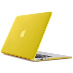 "����� ��� MacBook Pro Retina 15"" + �������� �� ���������� (Daav Doorkijk D-MBPR15-RFC-Yellow) (������)"