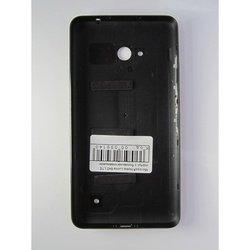 Корпус c боковыми клавишами для Microsoft Nokia Lumia 640 LTE (99140) (черный) (1-я категория)