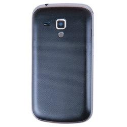 Корпус для Samsung S7562 Galaxy S Duos (М0943838) (синий)