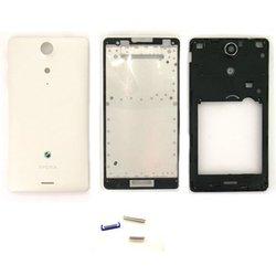 Корпус для Sony LT29i ( Xperia TX) (М0942804) (белый)