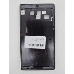 Передняя панель с боковыми клавишами для Nokia Lumia 930 (98195) (черный)
