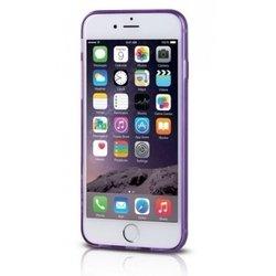 Чехол-накладка для Apple iPhone 6, 6S (Itskins Zero Gel APH6-ZEROG-PRPL) (фиолетовый)