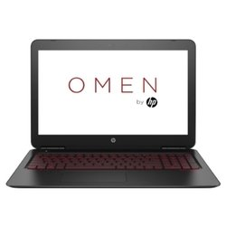 "hp omen 15-ax004ur (intel core i7 6700hq 2600 mhz/15.6""/1920x1080/4.0gb/2000gb/dvd нет/nvidia geforce gtx 960m/wi-fi/bluetooth/win 10 home)"