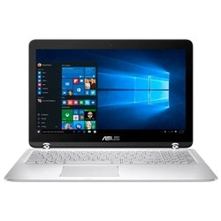 "asus q504ua (intel core i5 6200u 2300 mhz/15.6""/1920x1080/12.0gb/1000gb/dvd нет/intel hd graphics 520/wi-fi/bluetooth/win 10 home)"