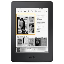 Amazon Kindle 8 (черный) :