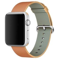 Apple Watch 42mm with Pearl Woven Nylon