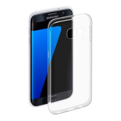 Чехол-накладка для Samsung Galaxy S7 edge (Deppa Gel 85221) (прозрачный)