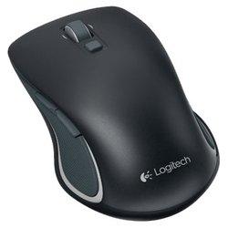 Logitech Wireless Mouse M560 Black USB (черный)