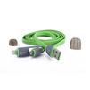 Дата-кабель Lightning, microUSB - USB для Apple iPhone 5, 5C, 5S, 6, 6 plus, 6S, 6S Plus, iPad 4, Air, Air 2, Pro 9.7, Pro 12.9, PRO, mini 1, mini 2, mini 3, mini 4 (Zetton ZTLSUSB2IN1BG) (зеленый) - Usb, hdmi кабель, переходникUSB-, HDMI-кабели, переходники<br>Кабель позволит подключить к USB персонального компьютера любые устройства с 8-контактным разъемом Lightning или microUSB.<br>