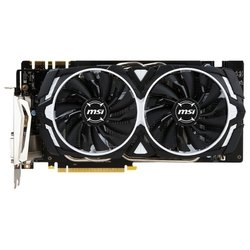 MSI GeForce GTX 1070 1556Mhz PCI-E 3.0 8192Mb 8008Mhz 256 bit 7680х2160 DVI HDMI HDCP RTL