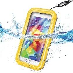 """Универсальный водонепроницаемый чехол для телефонов 4.5-5.5"""" (Celly WPCSAM03)"""