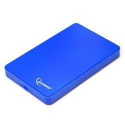 "Внешний корпус для 2.5"" HDD (Gembird EE2-U2S-40P-B) (синий)"