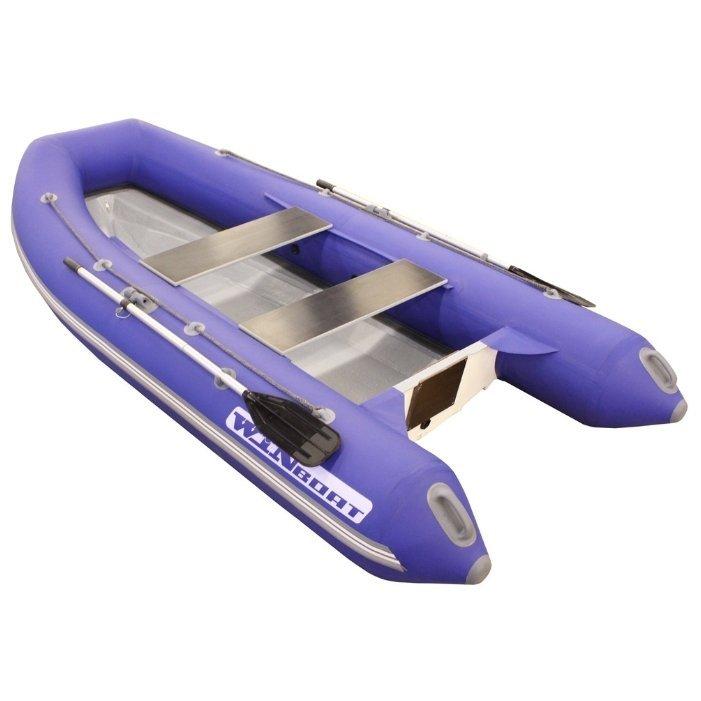 Лодка с пластиковым дном риб аэропорт