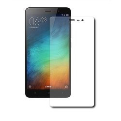 защитное стекло для xiaomi redmi 3 (celly glass matt anti blue-ray glass579m) (матовое)