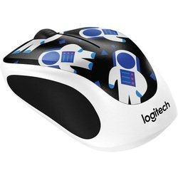 logitech m238 party collection spaceman usb (910-004716) (рисунок)