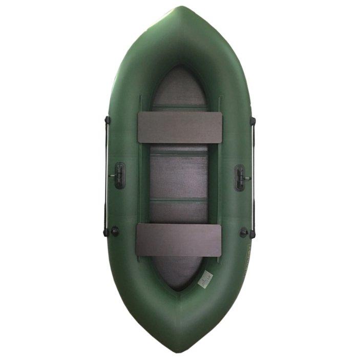 лодка пластиковая удача