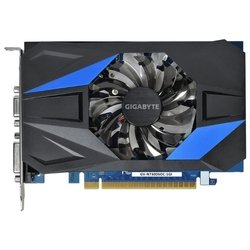 GIGABYTE GeForce GT 730 1072Mhz PCI-E 2.0 1024Mb 5000Mhz 64 bit DVI HDMI HDCP RTL