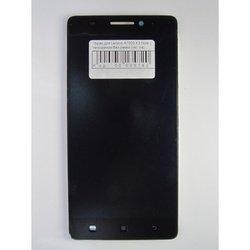 Дисплей с тачскрином для Lenovo A7000 без рамки (99142) (черный) (1 категория Q)