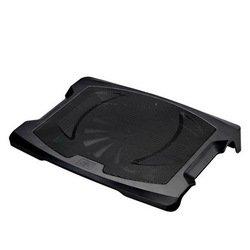 """Охлаждающая подставка для ноутбука до 17"""" (Deepcool N600) (черный) RTBOX"""