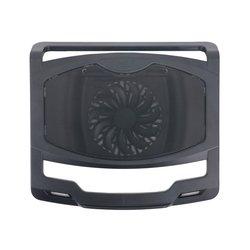 """Охлаждающая подставка для ноутбука до 15.6"""" (DeepCool N400) (черный)"""