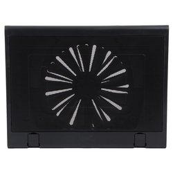 """Охлаждающая подставка для ноутбука до 15.6"""" (Deepcool Windwheel FS) (черный)"""