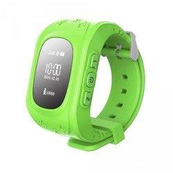 Часы-телефон с GPS-трекером Кнопка жизни K911 (зеленый)