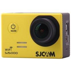 SJCAM SJ5000 WiFi (желтый) :