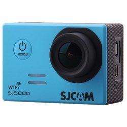 SJCAM SJ5000 WiFi (голубой) :