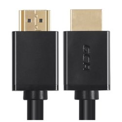 кабель hdmi v1.4 ethernet high speed 3 m (gcr-hm410-3.0m) (черный)