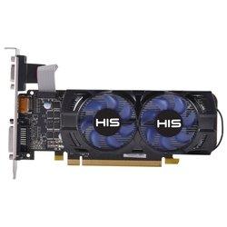 HIS Radeon R7 250 1000Mhz PCI-E 3.0 2048Mb 4600Mhz 128 bit DVI HDMI HDCP
