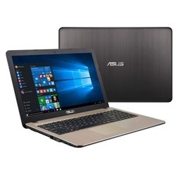 "asus k540lj (intel core i3 4005u 1700 mhz/15.6""/1366x768/6.0gb/500gb/dvd нет/nvidia geforce 920m/wi-fi/bluetooth/win 10 home)"