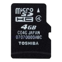 toshiba sd-c04gj (bl5a) + sd adapter