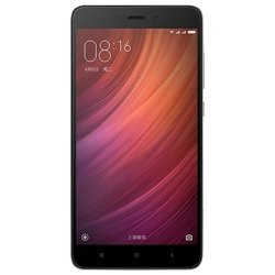 Xiaomi Redmi Note 4 64Gb (серый) :