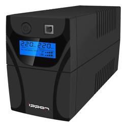 Ippon Back Power Pro LCD 700 (черный)