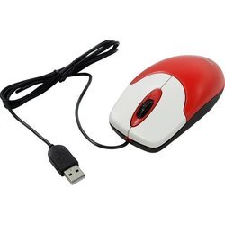 genius netscroll 100 v2 usb red