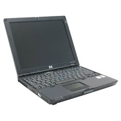 "hp nc4400 (core duo t2500 2000 mhz/12.1""/1024x768/512mb/60.0gb/dvd нет/wi-fi/bluetooth/winxp prof)"
