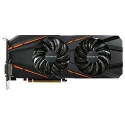 GIGABYTE GeForce GTX 1060 1620Mhz PCI-E 3.0 3072Mb 8008Mhz 192 bit DVI HDMI HDCP RTL