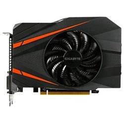 GIGABYTE GeForce GTX 1060 1556Mhz PCI-E 3.0 3072Mb 8008Mhz 192 bit 2xDVI HDMI HDCP RTL