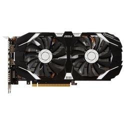 MSI GeForce GTX 1060 1544Mhz PCI-E 3.0 3072Mb 8008Mhz 192 bit DVI HDMI HDCP RTL