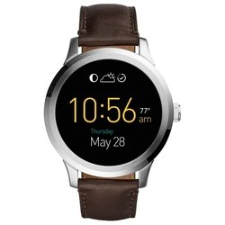 Fossil Q Founder Leather