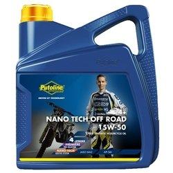 Putoline Nano Tech Off Road 4+ 15W-50 4 л